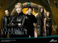 Stargate Atlantis (Syfy)