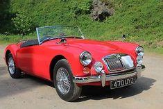 eBay: MGA 1600 MK I ROADSTER ORIGINAL RHD OUTSTANDING STUNNING BRITISH CLASSIC #classicmg #mg #mgoc