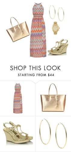 summer style 2015 by honeybee20 on Polyvore featuring maurices, Michael Kors and MICHAEL Michael Kors