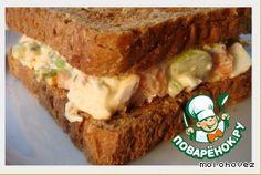 Куриный салат для сэндвичей - кулинарный рецепт