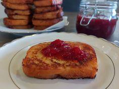 Вкусно с Мими: Пържени козуначени филийки French Toast, Breakfast, Blog, Morning Coffee, Blogging