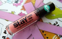 Review: Essence Stay With Me Longlasting Lipgloss - My Favorite Milkshake