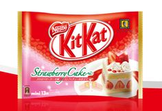 Kit Kat Japan Flavors | This limited edition KitKat flavor looks Western, but Japanese really ...