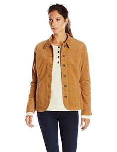 Mountain Khakis Women's Canyon Cord Jacket, Ranch, X-Large *** To view further for this item, visit the image link.