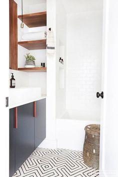 Before + After: 10 Stunning Bathroom RenovationsBECKI OWENS