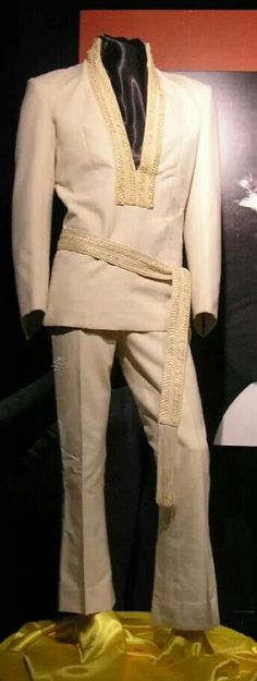 This is the White Cossack Two Piece outfit from 1969.