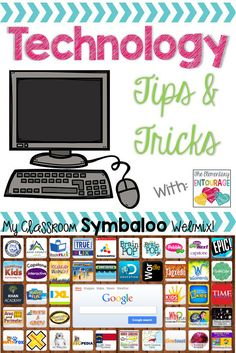 The Elementary Entourage: Technology Tips & Tricks with Tickled Pink in Primary Teaching Technology, Technology Tools, Technology Integration, Educational Technology, Teaching Computers, E Learning, Blended Learning, Apps, Application Utile