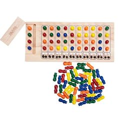 Code Breaking Board Game - Logic Games