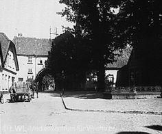 Marktplatz-heute Rathausplatz 1939