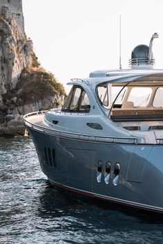 Luxury yacht exterior design of the Zeelander Yacht Design, Boat Design, Yachting Club, Boat Wallpaper, Yatch Boat, Ski Nautique, Speed Boats, Power Boats, Cool Boats