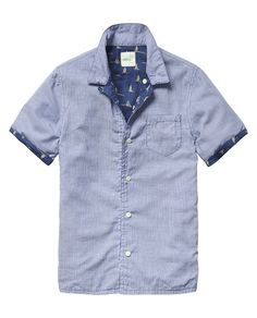 Reversible Shirt  - Scotch