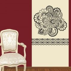 8ebc8d71d Purchase attractive Ethnic Indian wall decal online - kcwalldecals -  Kcwalldecals  Buy wall decals and wall stickers online in India