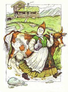 Norwegian Fairy Tales by Katherine Shtanko