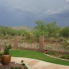 Tucson monsoon