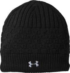 Black Under Armour beanie - perfect for chilly winter runs!!!!!