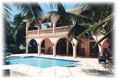 a friend suggested that I consider a house rental.  This is DEFINITELY a front runner.  Casa Tortuga, San Pedro, Belize. #JetsetterCurator