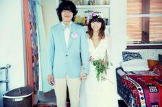 Lee hyo lee's wedding