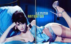 Gemma Arterton HD Wallpaper