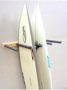 Vertical Surfboard Rack | Choose 2 to 7 Boards