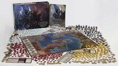 D & D Conquest of Nerath, 7.0 BGG rating.