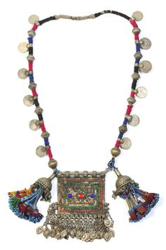 Afghani Tribal Necklace