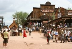 15 Western things to do in Arizona. Not that I'm a fan of western type things, but in case the boys are....