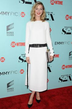 This week's best dressed: Caitlin Fitzgerald