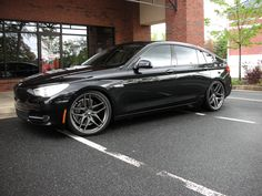 BMW 550GT