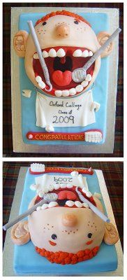 Very well done cake!