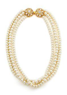 BEN by Ben-Amun Pearl Necklace | ideel