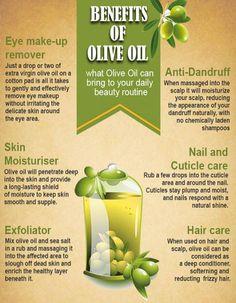 OLIVE OIL REMEDIES