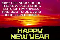 Happy New Year SMS HD Images 2016
