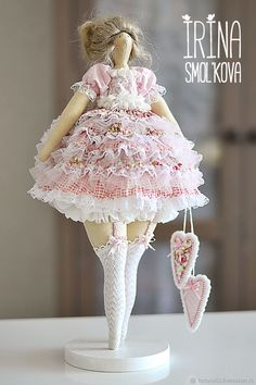 doll fat girl BRIDGET (RESERVE) – shop online on Livemaster with shipping