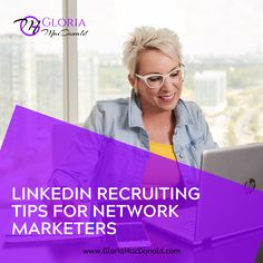 LinkedIn is an untapped goldmine for recruiting into your network marketing business.  Learn my secrets here!