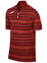 129d65333c6ba SilverSportWear Playera Polo Victory color rojo cereza