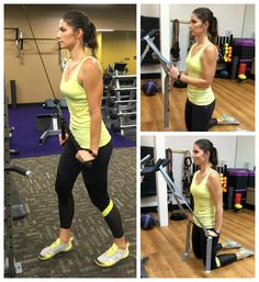 How To Mount Workout Bands How To Do Exercises With