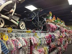 Once Upon A Child is also a really good used store. Larger selection, not always the cleanest.  Anchorage, AK