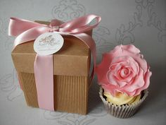 Individual Cupcake Wedding Favours