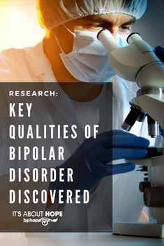 A new study has revealed unique aspects of #bipolardisorder, in addition to the development of a new framework to diagnose and track the #mentalhealth condition