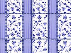 """Blue Flora Porcelain"" by MoonDreams blue, bold, bright, china, dark cornflower blue, flora, floral, flower, leaf, navy"