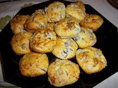 Mon livre de recettes: Muffins à la langue de boeuf