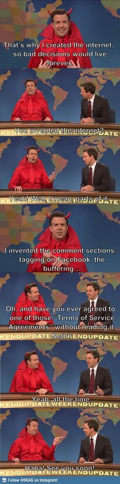 Too funny... love SNL
