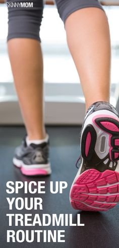 Get creative with your treadmill workout and try these 5 exercise routines.