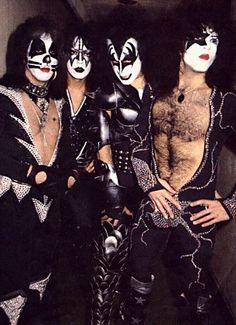 kiss 70's | El Laboratorio del Diablo: Kiss - Destroyer (1976)