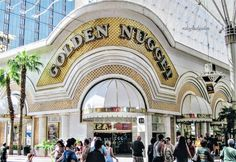 The #cream and Gold exterior of the infamous Golden Nugget Casino fits right in with today's #jj_community #huesday theme, at #jj_forum_2225  📷 📷 📷 📷  #dogladysden #traveladdict  #jj #jjcommunity #jj_travelogue #jj_travel #jj_cities #LasVegas #LasVegasNevada #Vegas #GoldenNugget #FremontStreet #FremontStreetExperience #casino #gambling #entertainment #travel #travelphotography #travelogues #travelblogger #travelbloggers #besttravelbloggersofig #wanderlust #travelogue #travelphoto… Las Vegas Trip, Las Vegas Nevada, Golden Nugget, Fremont Street, Travelogue, Barcelona Cathedral, Travel Photos, Cities, Travel Photography