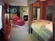 ENCHANTING VIBRANT BEDROOM - Home and Garden Design Idea's