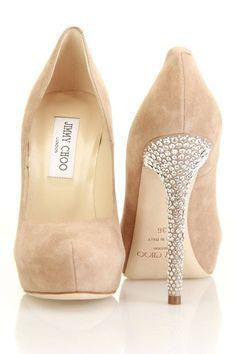 Pantofi cu toc Jimmy Choo! Va plac? www.kfetele.ro