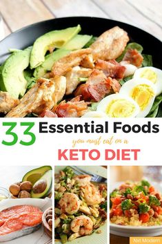 Essential Foods To Eat On a Keto Diet #ketodiet #keto #ketogenicdiet
