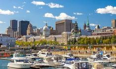 Things To Do In Montreal - The French-speaking city of Montreal is the third-largest city in Canada. A favorite holiday region, the province of Québec is dotted with lakes and the landscape is perfect for all leisure and outdoor adventures. Vieux Port Montreal, Quebec Montreal, Montreal Ville, Quebec City, Chiang Mai, Places To Travel, Travel Destinations, Travel Tourism, Vietnam