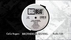 CeCe Rogers - Brothers and Sisters (Radio Edit)